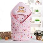 infant Baby cotton Cattle Envelope Baby blanket sleeping bag for newborn wrap
