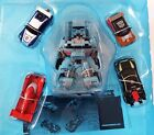 Transformers Power Core Combiners DOUBLE CLUTCH & RALLYBOTS Loose 100% Complete For Sale