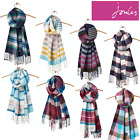 Joules Bracken Soft Handle Scarf (X) **FREE UK Shipping**