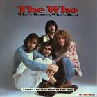 Who's Better, Who's Best by The Who (CD, Nov-1988, MCA)