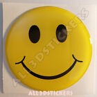 Sticker Emoticon Smile Emoji Adhesive Decal Resin Domed Car 3d