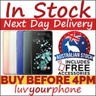 HTC Ultra U 64GB Black Blue Unlocked Smartphone New & Near New Condition AUModel
