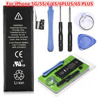 Wholesale Internal Battery Replacement Li-ion for iPhone 5 5S 6 6S Plus HS