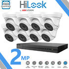 Home CCTV Full HD 2.4MP 1080P Nigh Day Surveillance Security Cameras System Kit