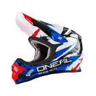 2017 ONEAL SHOCKER 3 SERIES MOTOCROSS ENDURO HELMET