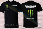 NEW Kawasaki Racing Team Superbike WSBK MOTORCYCLE RACING MOTORODD T SHIRT dk2