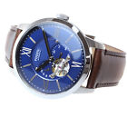 FOSSIL TOWNSMAN AUTOMATIC BROWN LEATHER ME3110 MEN'S WATCH
