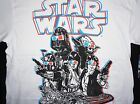 Disney STAR WARS 3D Movie Rogue One Darth Vader Sci-Fi T Shirt Mens M-2XL New $8.65 USD
