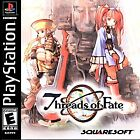 Threads of Fate (Sony PlayStation 1, 2000) Complete