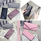 Personality wallet Female long section Hree fold take Multi-card holding bag