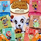 AMIIBO ANIMAL CROSSING SERIES 2 CARDS Pick Your Own 101-200 Nintendo 3ds & WII U