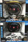 R/C RADIO CONTROL BATTERY OPERATED FULL FUNCTION HIGHWAY 911 POLICE CAR TOY 1:20