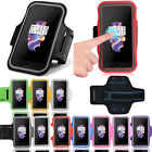 Fancy Running Jogging Gym Armband Case Cover AB27 for Asus Zenfone 4 Max Plus