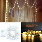 LED String Lights Warm White Ball Fairy Lights Waterproof St