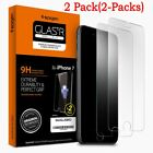 2Packs Premium Tempered Glass Screen Protector for Apple iPhone 8/8 Plus