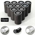 10pcs Plastic Empty Bottle 33mm Film Cans Canisters Containers Useful 3 Colors