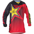 Fly Racing Kinetic Rockstar Racewear MX Motocross Offroad Jersey