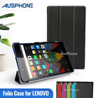 """Smart Magnetic Stand Leather Case Cover for Lenovo Tab 3 A7-10 Tab Essential 7"""""""
