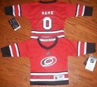 Carolina Hurricanes  Infant  NHL Hockey Jersey add  any name & number $39.99 USD on eBay
