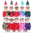 10pc Different Christmas Toy Elf On The Shelf Girl&Boy Gift