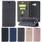 For Samaung Galaxy A3 A5 2016 2017 Magnetic Flip Wallet Stand Leather Case Cover