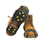 Snow Traction Gear Slip on and Ice Cleat Traction Prevent Slipping Steel Studs