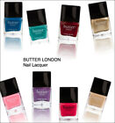 Butter LONDON Nail Lacquer Vernis Polish Patent Shine NEW Sealed Choose Shade