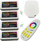 Mi Beaming 2.4G Wireless RF Remote 4-zone WiFi rgbw RGB WiFi Controller for sack