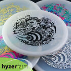 Discraft HALLOWEEN 2017 Z GLOW BUZZZ *pick weight/color* Hyzer Farm disc golf