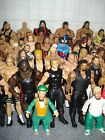 WWE MATTEL BASIC ELITE WRESTLING FIGURES - YOU PICK Ex/cond - Pay one P&P Cost