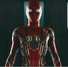 Iron Spiderman Adult Spider-Man Homecoming Halloween Cosplay Costume 3D printing
