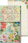 Punch Studio E8 Inspirational Large Pocket Note Pads - Various Designs