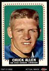 1964 Topps #154 Chuck Allen Chargers GOOD $5.0 USD on eBay