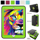 best cover for ipad air - Kids Shockproof Case Heavy Duty Smart Cover for iPad 2 3 4/2017 9.7