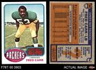 1976 Topps #360 Fred Carr Packers NM