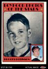 1972 Topps 498 Brooks Robinson Boyhood Photo Orioles VG EX