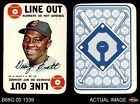 1968 Topps Game #22  George Scott  Red Sox VG EX
