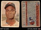 1957 Topps #249 Dave Pope Indians FAIR