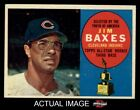 1960 Topps #318 Jim Baxes Indians EX MT