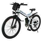 26inch 36V Foldable Electric Power Mountain Bicycle Bike