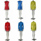 Star Trek Beyond Cosplay Carol Marcus Uniform Costume Short Long Sleeve Dress on eBay