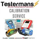 PAT Tester Calibration Service - Includes various Service Level Options