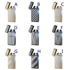 Electric Rechargeable Lighter Arc Usb Windproof Flameless Dual Plasma Torch
