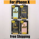 NEW OTTERBOX Commuter for Apple iPhone X 10 Case Protection Dual Layer