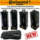 1-4 MultiPak Continental Grand Prix GP 4000S II 700 x 25c Bike Folding Race Tire