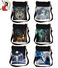 Nemesis Now Fantasy Fairy Wolf Unicorn Anne Stokes Parker 23cm High Shoulder Bag