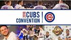 (2) 2018 Cubs Convention  ALL WEEKEND Tickets Passes - Sheraton Grand Chicago