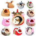 Lovely Pet Cat Dog Nest Bed Puppy Soft Warm Cave House Sleeping Mat Pad Cushion