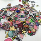 clothing patch - Random10/50/100Pcs Sewing Lron On Patches Embroidered Applique For Cloth Badge