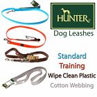 Hunter Dog Leash Lead Plastic Cotton Training Standard